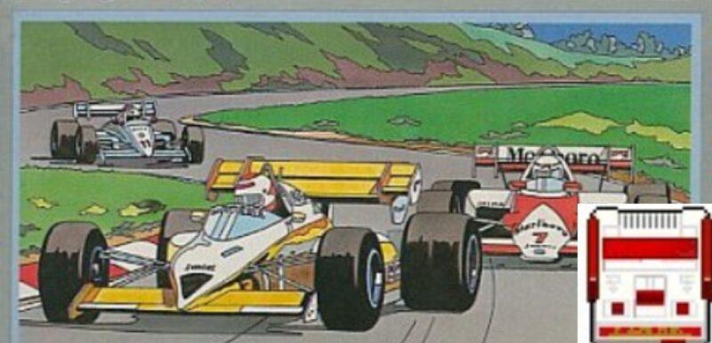 F1 レース ファミコン