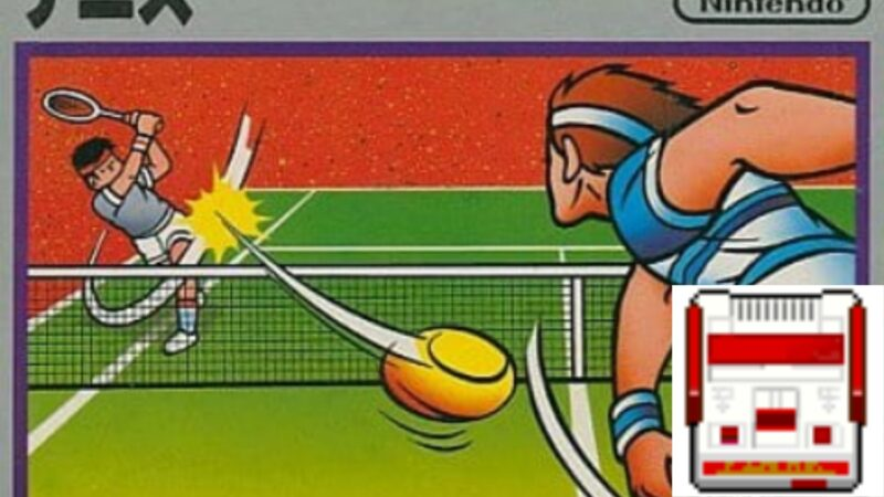 テニス ファミコン